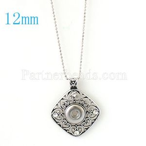 NEW Fashion Snap necklace fit