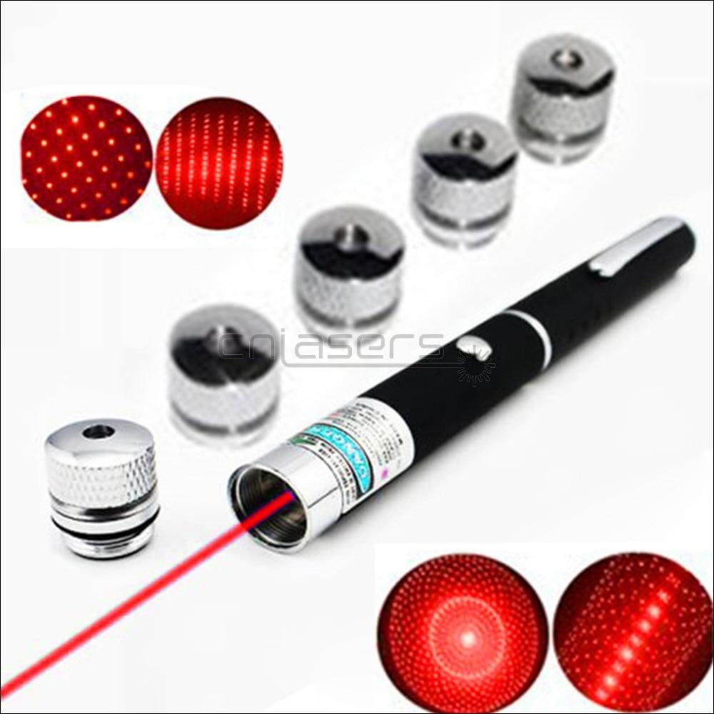 Red Laser Pen 5 In 1-004