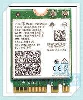 Wi-Fi карта для Intel Dual Band AC 9260 9260NGW 9260AC 1,73 Гбит/с NGFF ключ E Wi-Fi карта 802.11ac Bluetooth 5,0 для Windows 10