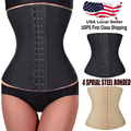 FLORATA Hot Sale Good Quality Women Waist Trainer Shaper Body Shapewear Underbust Cincher Tummy Belt