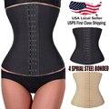 FLORATA Venta Caliente Buena Calidad Mujeres Entrenador Cintura Faja Fajas de Underbust Cincher Tummy Cinturón