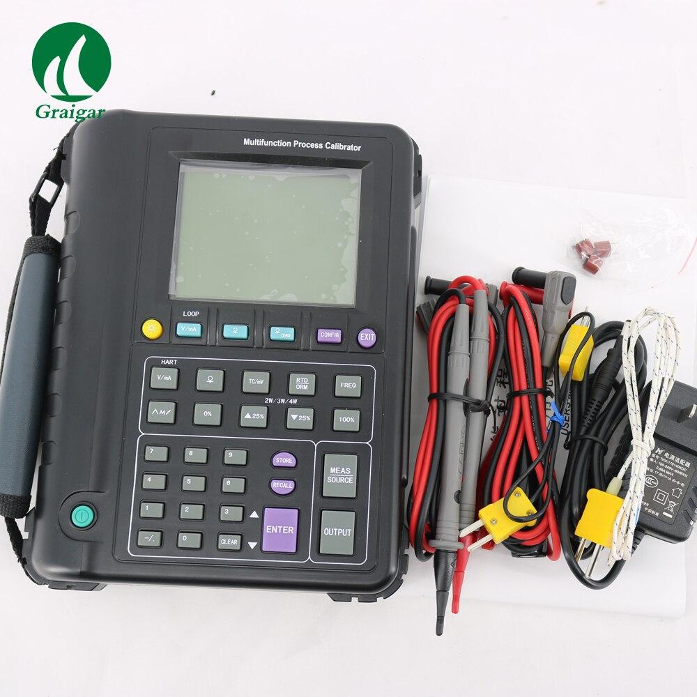 MS7224 многофункциональный промышленный калибратор, максимальный ток: 24 мА, ток постоянного тока и измерение напряжения постоянного тока с по