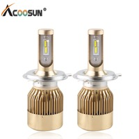 Auto LED Light 12V Car Headlight Bulb H1 H3 H11 H4 H7 LED 9005 9006 HB3
