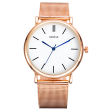 Reloj Mujer Quartz Watch Women Luxury Rose Gold Ladies Watch Stainless Steel Bracelet Casual Wristwatche relogio femino relogio luxury watch relogio 2015 reloj m2032