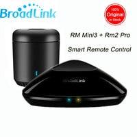Smart Home Broadlink RM Mini3 Rm2 Rm Pro Universal Intelligent Remote Control RF IR IR WiFi