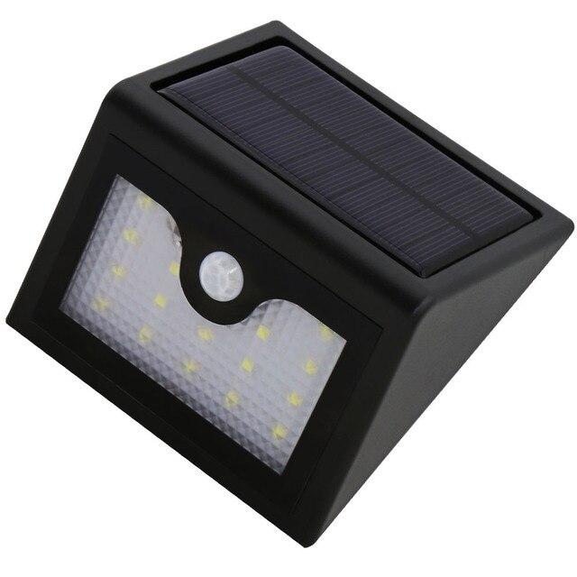 newst 4pcs kit 16leds waterproof LED IP65 solar lights LED solar lights solar LED outdoor lamp wireless motion sensor light
