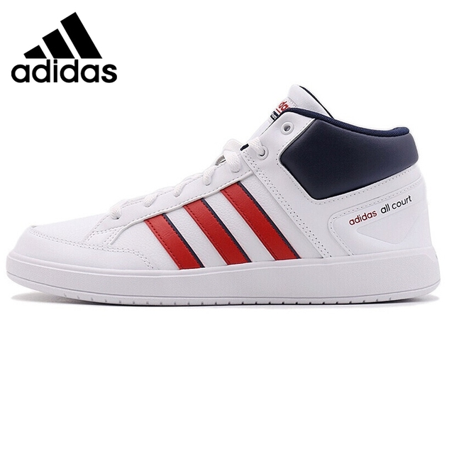 edd2138629 US $90.48 22% OFF|Original New Arrival 2018 Adidas CF ALL COURT MID Men's  Tennis Shoes Sneakers-in Tennis Shoes from Sports & Entertainment on ...