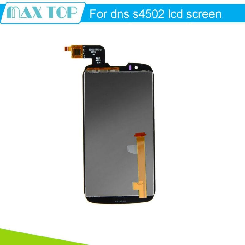 dns s4502 lcd 2