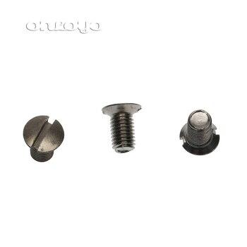 Tornillo de placa de aguja piezas de repuesto para máquina de coser
