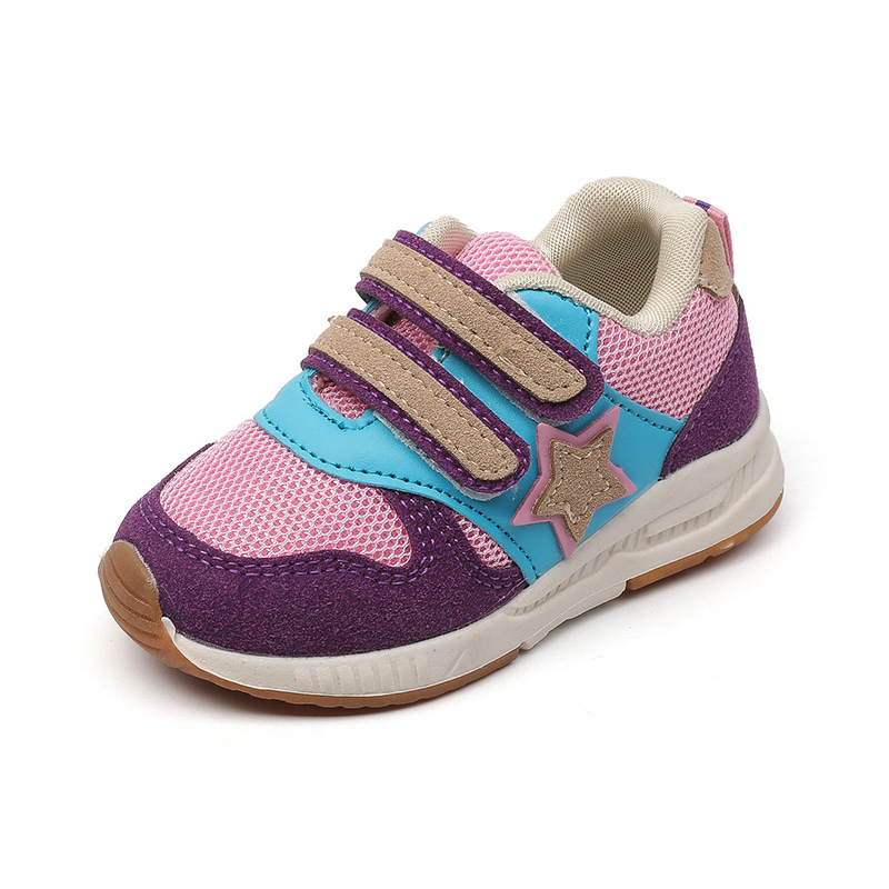 Nice Baby Shoes Soft First Walker Toddler Baby Girl Sport Running Shoes Girls Boys Little Kids First Step Shoes for Boy 1 4T