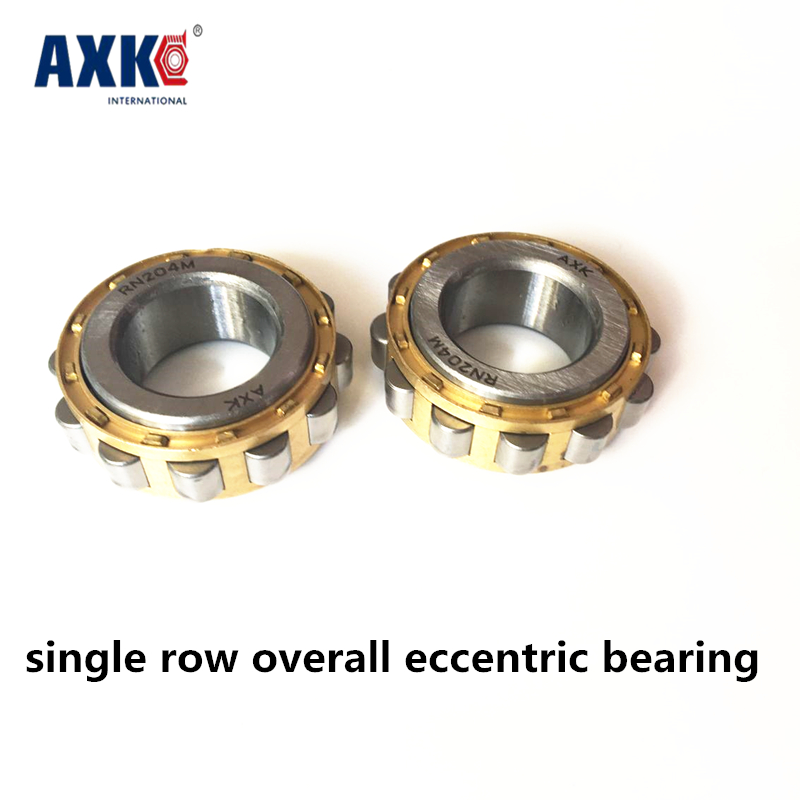 все цены на 2017 New Real Steel Rolamentos Thrust Bearing Rodamientos High Quality Single Row Cylindrical Roller Bearing Rn206m