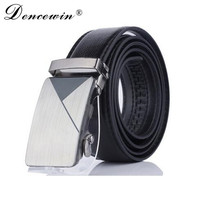 Leather Crocodile Model Of Commercial Crime Belt Designer Luxury Brand Belt Male High Quality Jeans Trousers
