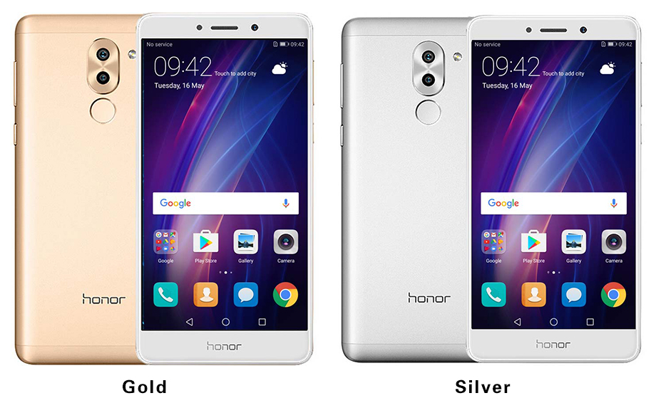 US $179 99 |International ROM Huawei Honor 6X 4GB RAM 64GB ROM 5 5 inch  Smartphone Android Octa Core LTE 12 0MP+2 0MP-in Mobile Phones from  Cellphones