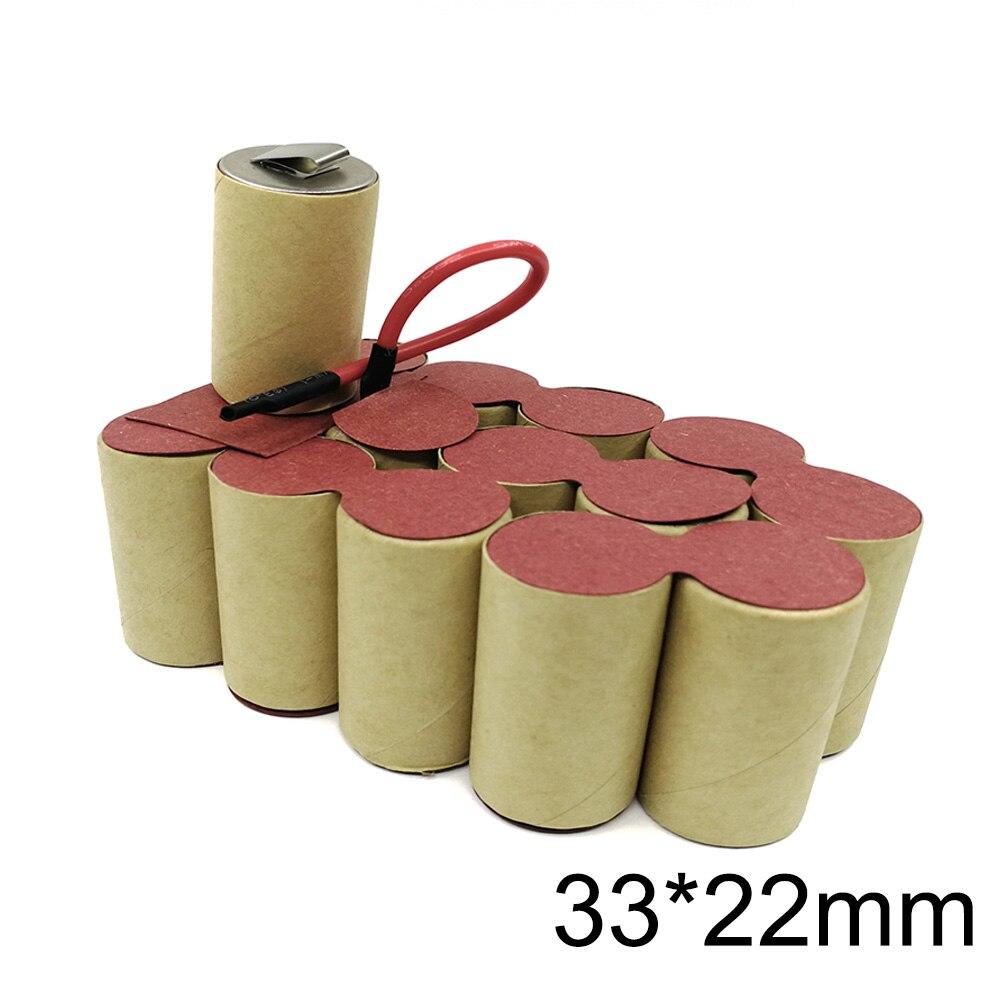 4/5SC 3000 mAh pour batterie Bosch 18 V Ni MH 2607335278 2607335277 pour auto-installation