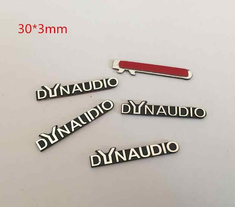 Harman/kardon Meridianos, Dynaudio, Burmester, Fender Focal pioneer JBL, Hi-Fi insignia de altavoz de audio, emblema adhesivo estéreo 5 uds.