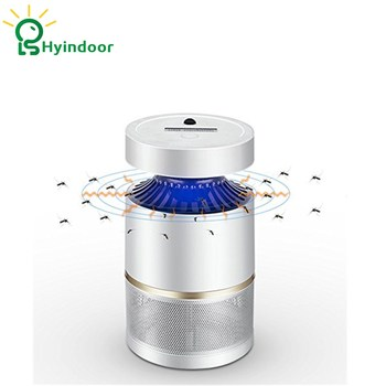 USB Photocatalyst Mute Mosquito Lamp Home LED Insect Killer Lamps Electric Indoor Shock light Pest Repellent