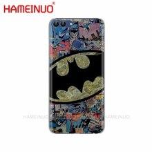 HAMEINUO The Avengers batman marvel coque cell phone Cover Case for huawei Honor Y5 7C Y625 Y635 Y6 Y7 Y9 2017 2018 Prime