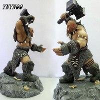 YNYNOO Orc Warrior Ogrim Hellscream Premium Serie 3 Action Figure 7