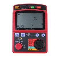 High Voltage Digital Insulation Resistance Meter Insulation Tester
