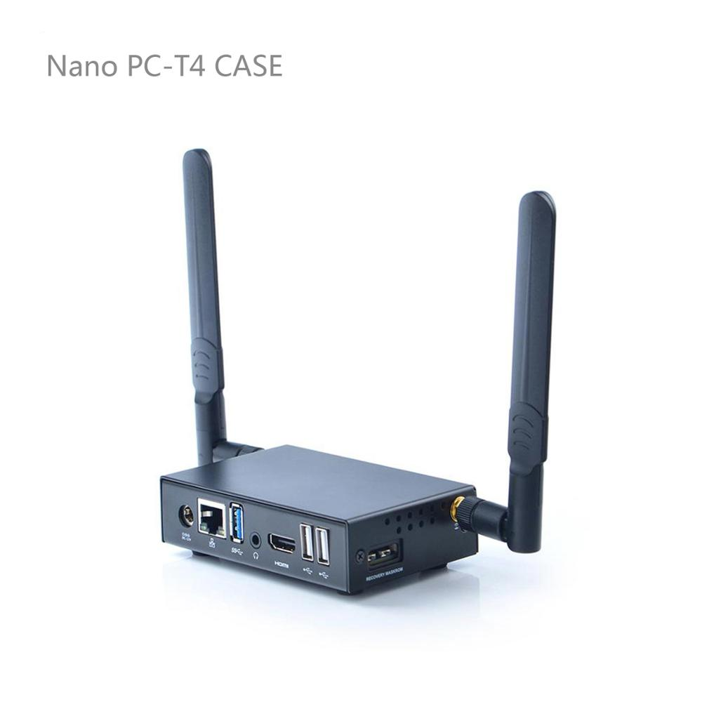 NANOPC T4 SHELLING Sheet Metal Alloys (Optional Antennas) HOURSING