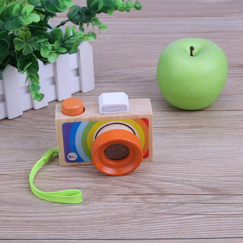 Baby-Funny-Wooden-Toy-Cartoon-Cameras-Kaleidoscope-Kids-Play-Phantoscope-Picture-Lens-Children-Educational-Toys-Gift-2