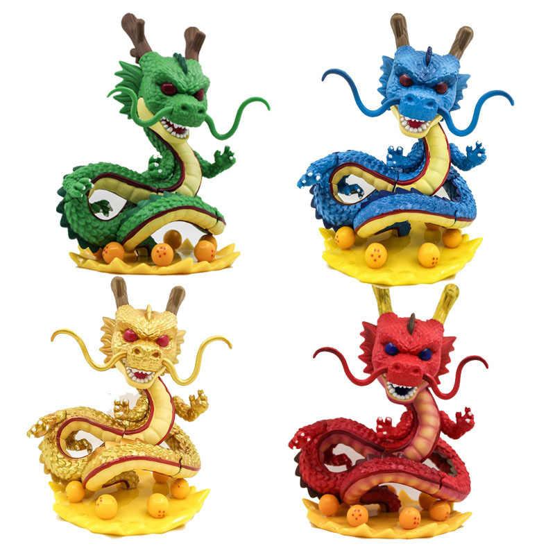 Funko pop anime dragon ball super saiyan goku frieza grande vegeta vegito vinil figura de ação collectible modelo brinquedos para crianças