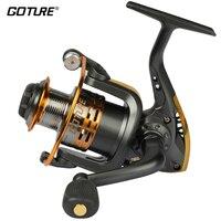 Goture Metal Spool Spinning Fishing Reel 6BB Superior Wheel For Freshwater Saltwater Fishing 500 1000 6000