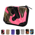 BUBM Travel Organizer Portable EVA Hard Drive Case Electronics Accessories Various Cables & Hard Drive Shockproof water-resist