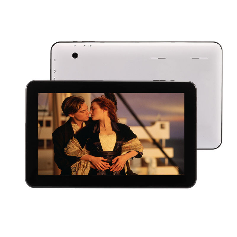 Free Shipping Boda android tablet pc 10 Tablet PC Android 4.4 Qual Core 1GB/16GB Dual Cam Bundle 8G Card android tablet 10 inch