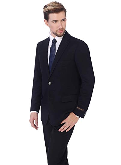 Suits Men New Style Designs Navy Blue Mens Suit Wedding Dress Tuxedos Mens Suits With Pants Costume Homme Terno 2PCS Trajes De