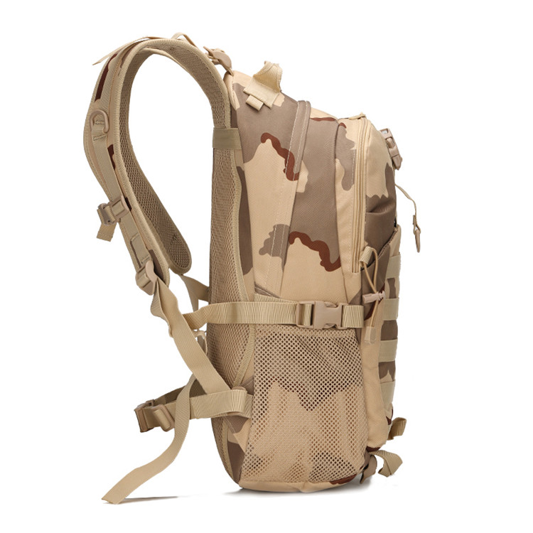 Камуфляж Молл 3 P тактический военный рюкзак Оксфорд спортивная сумка кемпинг альпинистские сумки путешествия Туризм рыболовные сумки - 2