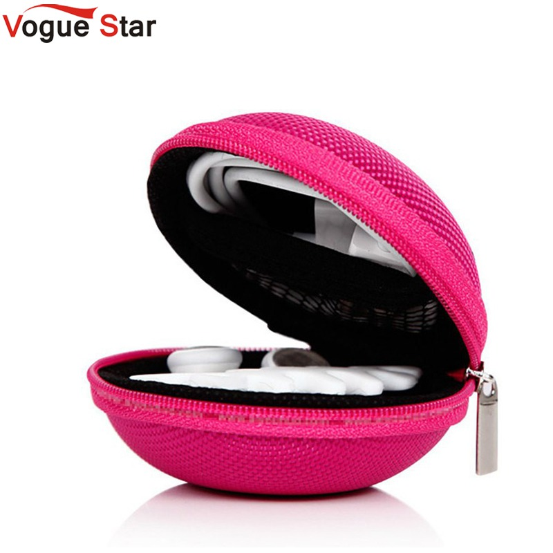 Vogue Star Hot Sale 5 Colors Women Cute Mini Coin Purse Nylon Wallets for Headphone Ladies Coin Bag GB0017 YA40-104 fashion coin purse wallets mini bag league creative personality canvas bags cartoon storage bags for cardholder in ear headphone