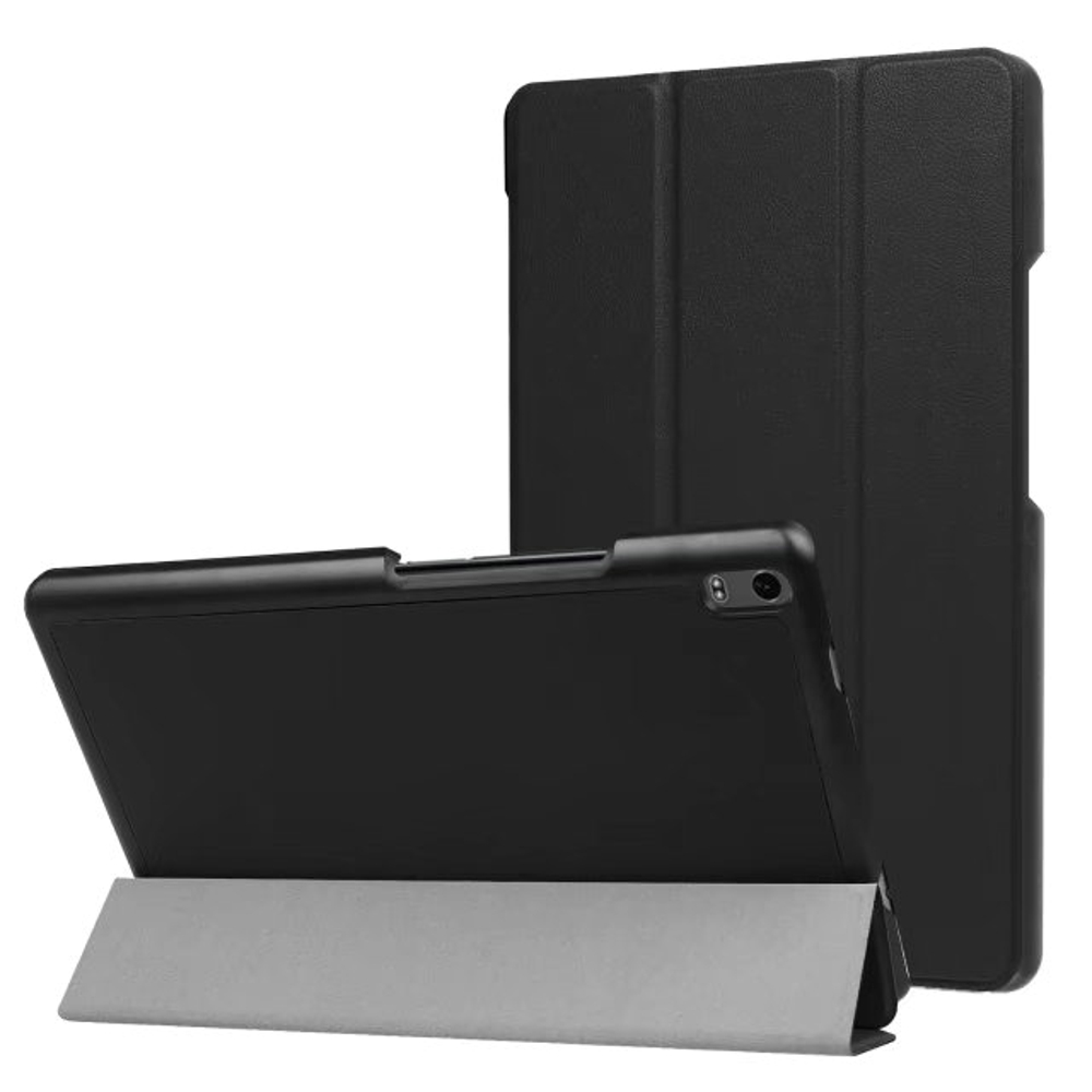 Luxe Ultra Mince Slim Folio Stand Magnétique Housse En Cuir Manches pour Lenovo Tab 4 8 Plus Tab4 P8 TB-8704 TB-8704N TB-8704F