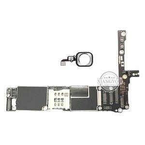 Image 2 - 16GB 64GB 128GB für iPhone 6 Plus original motherboard 5,5 zoll mit fingerprint mit Touch ID entsperren logic board iOS