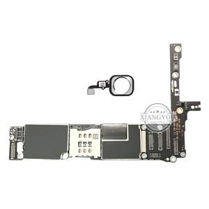 Image 2 - 16GB 64GB 128GB pour iPhone 6 Plus carte mère originale 5.5 pouces avec empreinte digitale avec identification tactile déverrouiller la carte mère iOS
