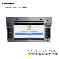 Liislee Car Android Multimedia For Opel Vectra Antara 2006~2012 Radio BT DVD Player GPS Navi Map Navigation Video Stereo System