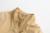 Niñas Bebé Sólido Trench Niños de Cuello alto ropa de Abrigo Niños Ropa Casual Ropa de Moda Bolsillos Con Cremallera Sashes 6 unids/lote