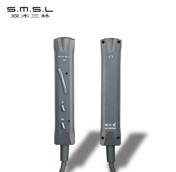 где купить 2017 NEW SMSL i2 Portable Lightning Decoder & Amplifier for IOS дешево