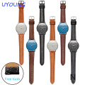 For withings activice/activice Pop/Steel/HR High Quality Genuine Leather Watchband 18mm Pin Buckle