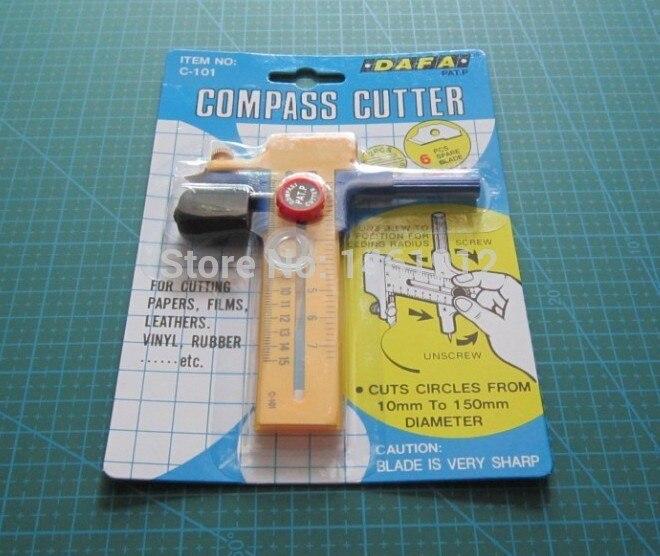 Sewing Accessories DIY Tools TaiWan Dafa Brand Compass cutter Circle ...