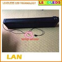 Odkryty P10 RGB LED Znak Ruchu Wyświetlania Wiadomości, Temperatury i czasu wyświetlacz