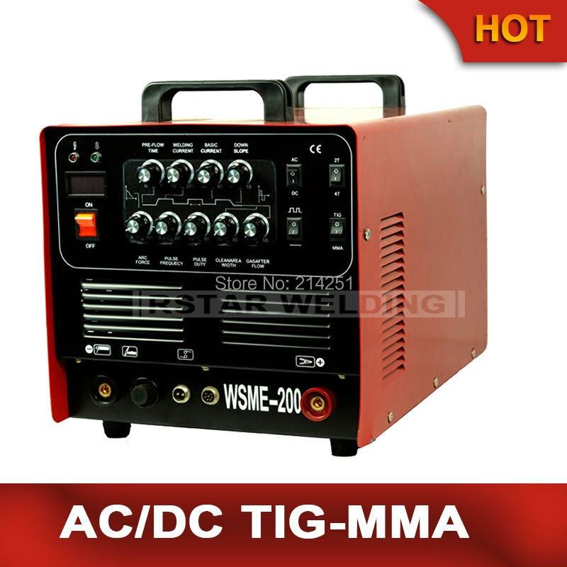 Специальное предложение прямые продажи; Tig сварочный инвертор De Solda Инвертор Ac/dc Tig Импульсный сварочный аппарат