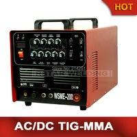 2014 Special Offer Direct Selling Freeshipping Tig Welding Inversor De Solda Inverter Ac/dc Tig Pulsed Welding Machine