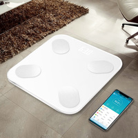 Smart Scales Bluetooth Digital Scales Body Weight Floor Body Fat Backlit Display Balance Body Weight Scales Weighting Machine