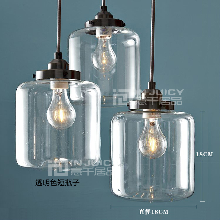 chic pendant lights aria light by clear glass collections chandeliers