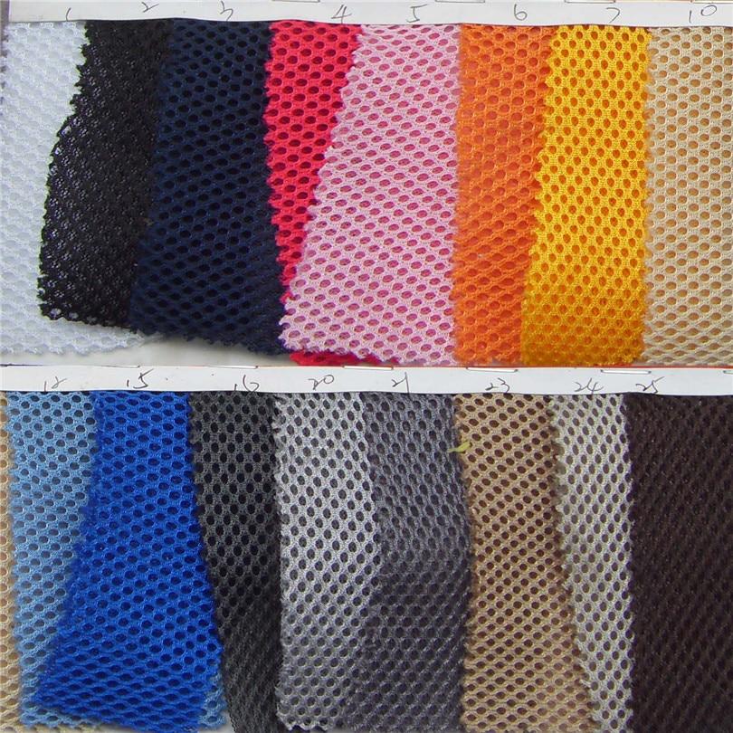 1m*1.4m multicolor Office chair fabric sofa fabric elastic mesh cloth fabric DIY manual mesh cloth