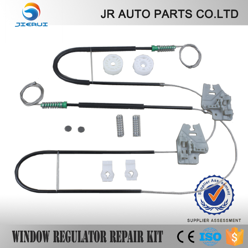 DR  FOR BMW E46 WINDOW REGULATOR REPAIR KIT FRONT LEFT Or RIGHT 1998-2001