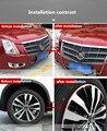 8 М ХО стайлинга автомобилей наклейки Переоборудования наклейки для Chrysler 200 300 Аспен Pacifica PT Cruiser Sebring Город Автомобильные аксессуары