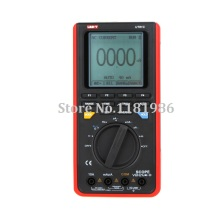 UNI-T UT81C 16MHz 80MS/s Real-Time Sample Rate USB Interface LCD Backlight Scope Graphical DMM Digital Multimeters Multimetro цена 2017