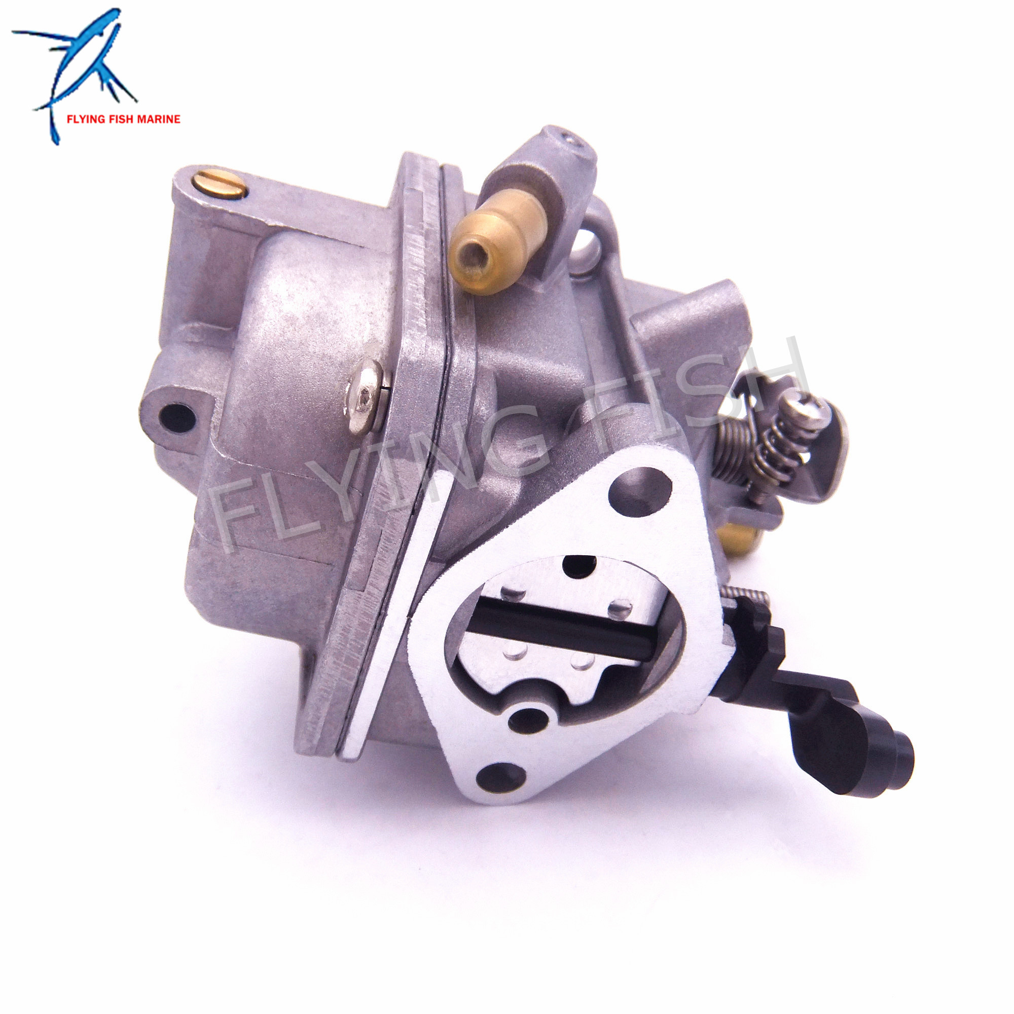 Outboard Engine Carburetor Assy 6BX-14301-10 6BX-14301-11 6BX-14301-00 for Yamaha 4-stroke F6 Boat Motor Free Shipping fit yamaha outboard 61n 45510 00 00 drive shaft assy 61n 45510